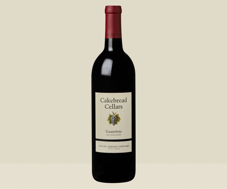 Cakebread Guajolote Red Blend, Suscol Springs, Napa Valley