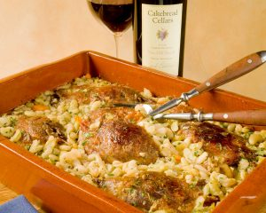 Duck Confit - Cakebread Cellars
