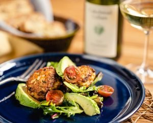 Dungeness Crab Cakes - Cakebread Cellars