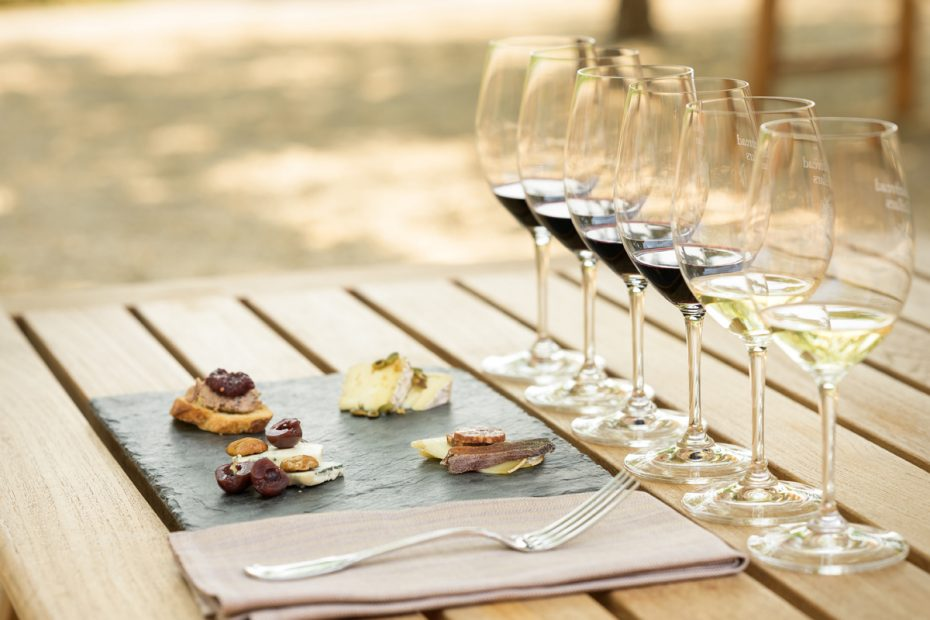 Cakebread Experience: Reserve Library Tasting