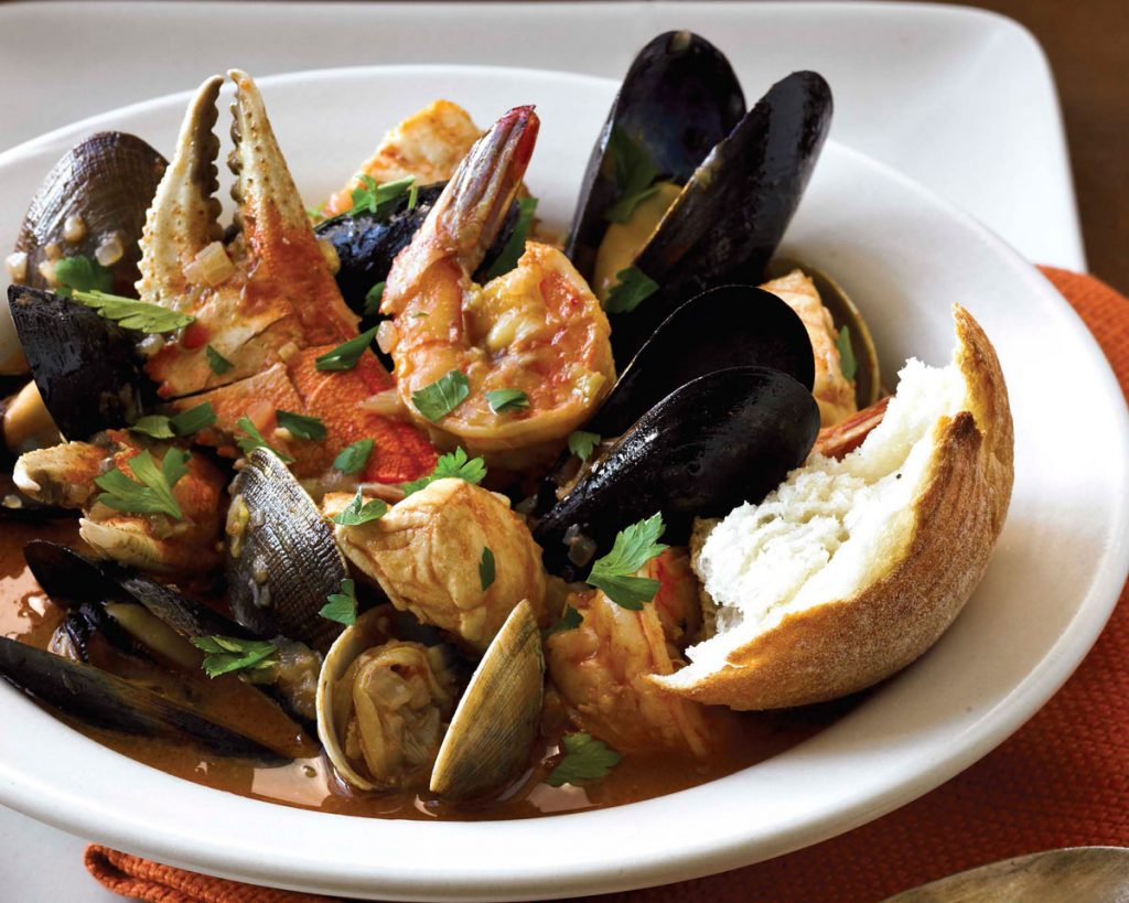 San Francisco Cioppino - Cakebread Cellars