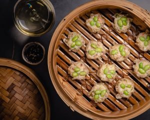 Shrimp Siu Mai Dumplings - Cakebread Cellars