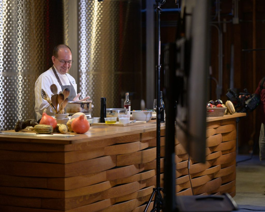 Virtual Cooking Class - Cakebread Cellars