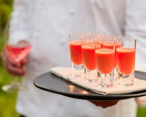 Watermelon Gazpacho - Cakebread Cellars