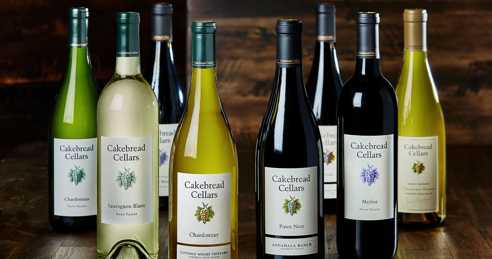 Join a Cakebread Wine Club