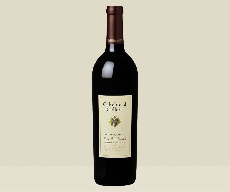 Cakebread Vine Hill Ranch Cabernet Sauvignon, Napa Valley