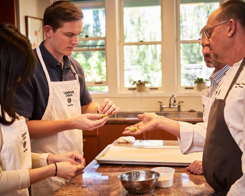 Cooking with Cakebread: Fresh House-Made Pasta